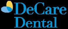 Transparent DeCare Dental logo