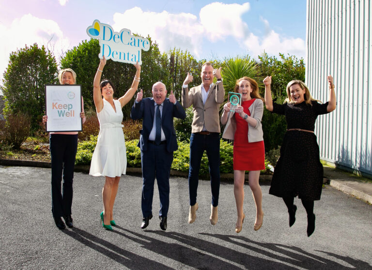 DeCare receive the Ibec Keepwell Mark