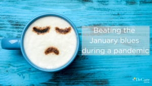 Beat the Blues - January/Pandemic