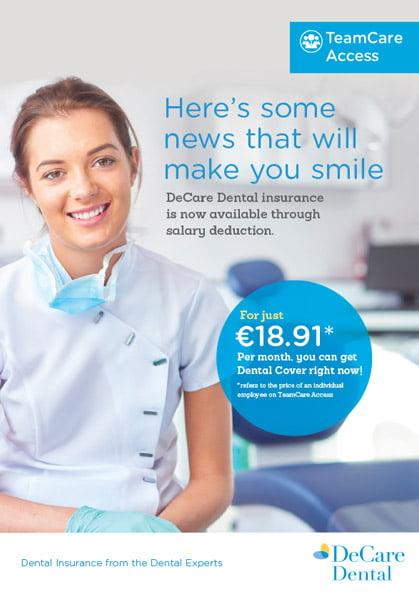 DeCare Dentals team care access insurance plans