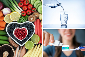 Healthy habits for your teeth