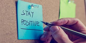 Progress through positivity