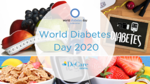 World diabetes day graphic