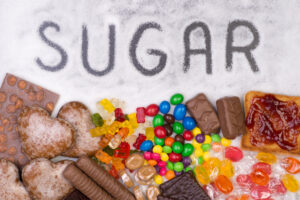 Hidden sugar content in our food