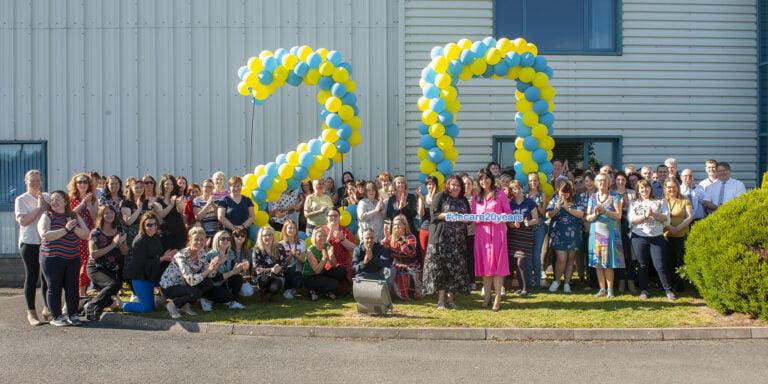 DeCare Dental celebrate 20 years