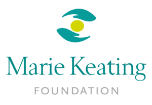 Marie Keating Foundation logo